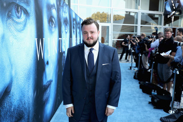John Bradley Premiere of HBO's 'Game of Thrones' Season 7 - Red Carpet
