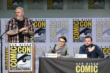 John Bradley Comic-Con International 2017 - 'Game Of Thrones' Panel and Q+A Session
