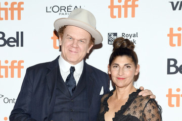 John C. Reilly Alison Dickey 2018 Toronto International Film Festival - 'The Sisters Brothers' Premiere