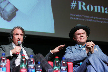 John C. Reilly Steve Coogan 'Stan And Ollie' Press Conference - 13th Rome Film Fest