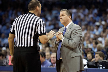 John Calipari NCAA Basketball Tournament - South Regional - Memphis
