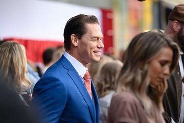 "John Cena ""Playing With Fire"" New York Premiere"