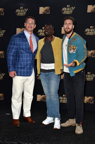 John Cena and Aaron Taylor-Johnson Photos - 1 of 21