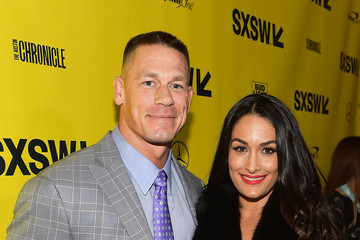 "John Cena Nikki Bella ""Blockers"" Premiere - 2018 SXSW Conference and Festivals"