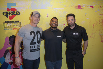 John Cena 5th Annual Bentonville Film Festival - Day 5