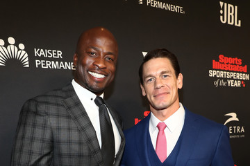 John Cena Sports Illustrated 2018 Sportsperson Of The Year Awards Show - Arrivals