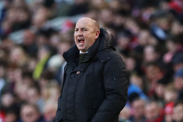 John Coleman Middlesbrough v Accrington Stanley - The Emirates FA Cup Fourth Round