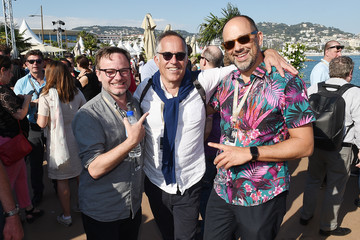 John Cooper TIFF And OMDC Cannes Cocktail Event