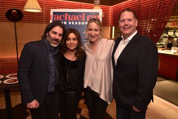 John Cusimano Rachael Ray, Meredith and guests celebrate Rachael Ray In Season