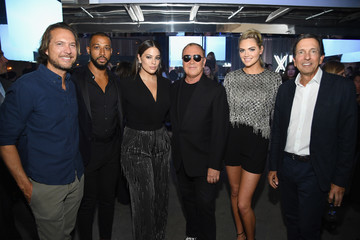 John D. Idol Michael Kors and Google Celebrate the New MICHAEL KORS ACCESS Smartwatches