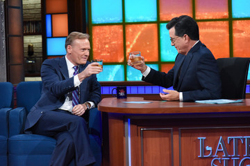 "John Dickerson CBS's ""The Late Show with Stephen Colbert"" - Season Two"
