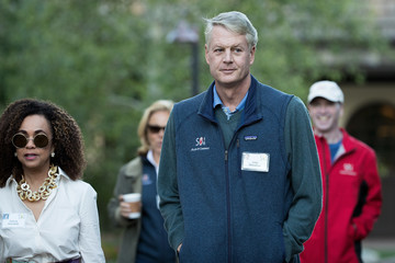 John Donahoe Annual Allan And Co. Investors Meeting Draws CEO's And Business Leaders To Sun Valley, Idaho