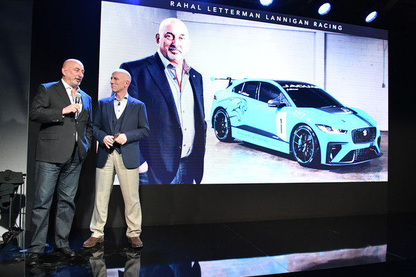 Bobby Rahal Land Rover >> John Edwards and Bobby Rahal Photos Photos - Jaguar Land Rover Introduces Three New Vehicles ...