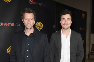John Francis Daley CinemaCon 2015 - Warner Bros. Pictures Invites You To 'The Big Picture,' An Exclusive Presentation Highlighting The Summer Of 2015 And Beyond