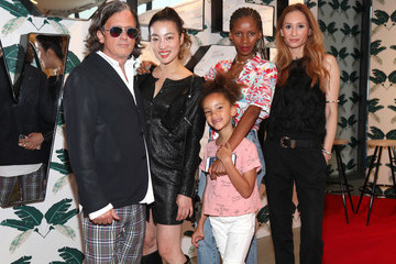 John Frierson Official Launch Reception For Fashion Brand GLOBAL INTUITION