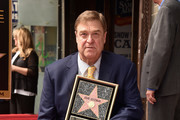 Actor John Goodman attends a ceremony honoring him with the 2,604th Star on The Hollywood Walk of Fame on March 10, 2017 in Hollywood, California.