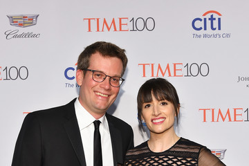 John Green 2016 Time 100 Gala, Time's Most Influential People in the World - Lobby Arrivals