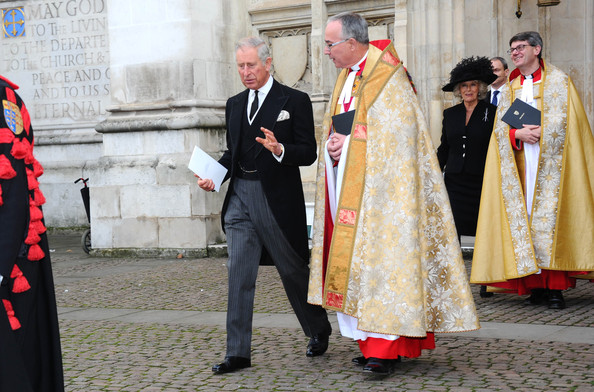 Service of Thanksgiving for Lady Soames