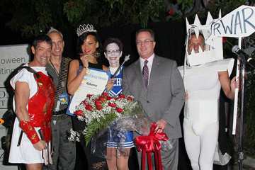 John Heilman The City Of West Hollywood Celebrates Halloween 2012 By Naming Rihanna The Queen Of The West Hollywood Halloween Carnaval