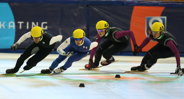 Short Track US Single Distance Championships - 1000m