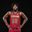 John Holland Cleveland Cavaliers Media Day
