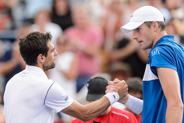 John Isner Rogers Cup Montreal - Day 5