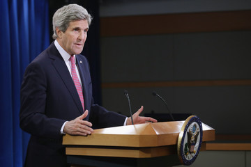 John Kerry John Kerry Releases New State Department Human Rights Report