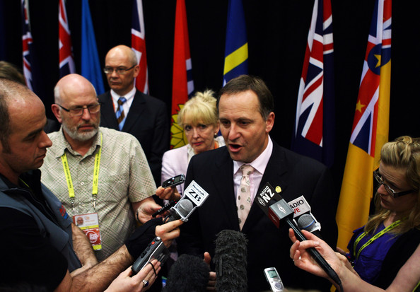 Pacific Islands Forum Takes Place In Cairns - Day 2