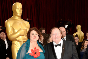 John Lasseter Arrivals at the 86th Annual Academy Awards — Part 14