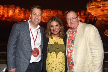John Lasseter The World Premiere of Disney/Pixar's 'Cars 3'