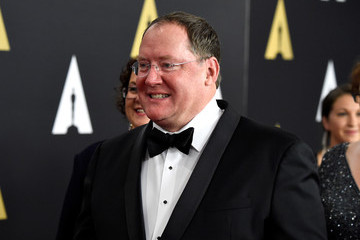 John Lasseter Academy Of Motion Picture Arts And Sciences' 2014 Governors Awards - Arrivals