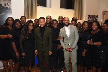 John Legend Common 2018 GOOD+ Foundation 'An Evening of Comedy + Music' Benefit Presented By Samsung Electronics America - Program & Performances