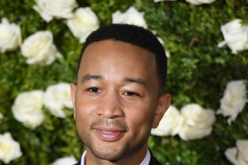 John Legend 2017 Tony Awards - Arrivals