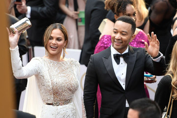 John Legend 89th Annual Academy Awards - Fan Arrivals