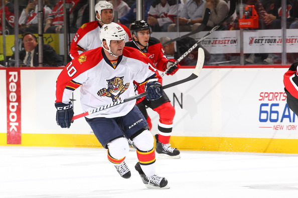 John Madden Photos Photos - Florida Panthers v New Jersey Devils ... 57bda1ea3