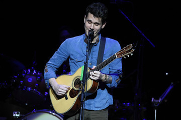 John Mayer 2nd Light Up The Blues Concert - An Evening Of Music To Benefit Autism Speaks - Inside