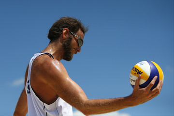 John Mayer FIVB Cincinnati Open - Day 3