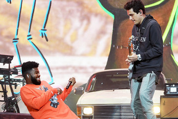 John Mayer 2019 Coachella Valley Music And Arts Festival - Weekend 2 - Day 3