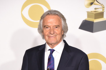 John McLaughlin 60th Annual GRAMMY Awards - Press Room
