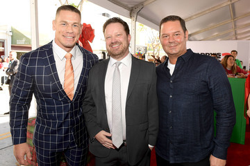 John Morris Premiere of Paramount Pictures' 'Daddy's Home 2' - Red Carpet