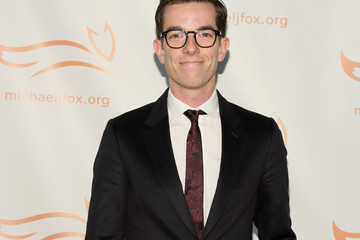 John Mulaney A Funny Thing Happened On The Way To Cure Parkinson's Benefiting The Michael J. Fox Foundation - Arrivals