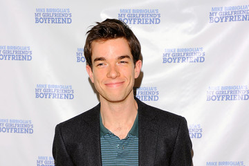 "John Mulaney ""Mike Birbiglia's My Girlfriend's Boyfriend"" Off-Broadway Opening Night"