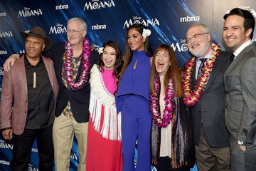 "John Musker UK Gala Screening of Disney's ""MOANA"""