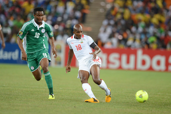 Nigeria v Burkina Faso - 2013 Africa Cup of Nations Final []