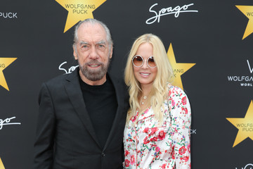 John Paul Dejoria Gelila Assefa Puck Hosts Celebration in Honor of Wolfgang Puck Receiving a Star on the Hollywood Walk of Fame - Arrivals