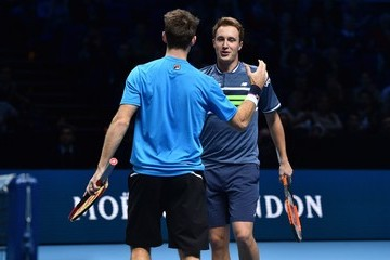 John Peers Day Seven - Nitto ATP World Tour Finals
