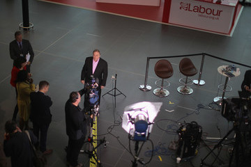 John Prescott Labour Party Conference - Day Two