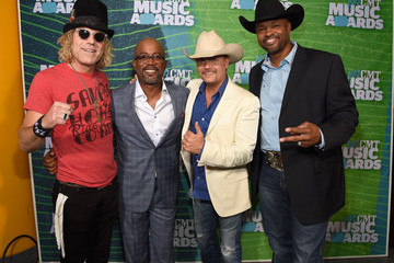 John Rich Cowboy Troy 2015 CMT Music Awards - Red Carpet