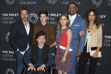 John Ross Bowie 2017 PaleyLive LA Spring Season - an Evening With 'Speechless'