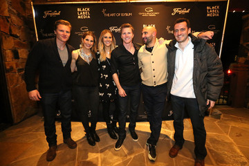 John Schumacher Black Label Media Honors The Film '71 And Filmmaker Yann Demange With A Private Dinner - 2015 Park City